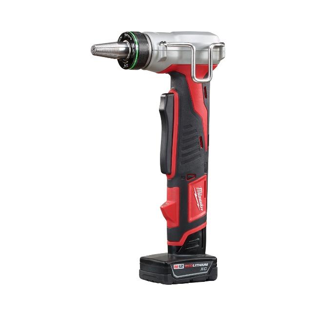 milwaukee 2432-22xc propex expansion tool kit - bc fasteners & tools
