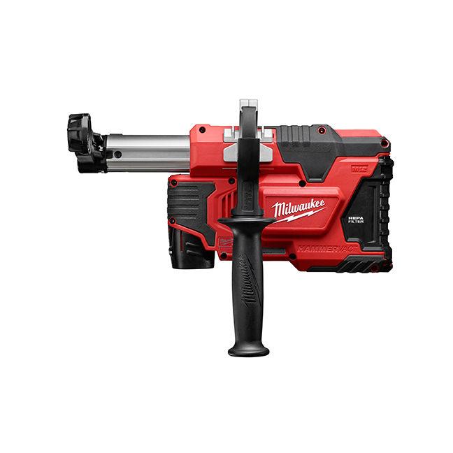 Milwaukee 2306-22 M12 Hammervac Universal Dust Extractor Kit