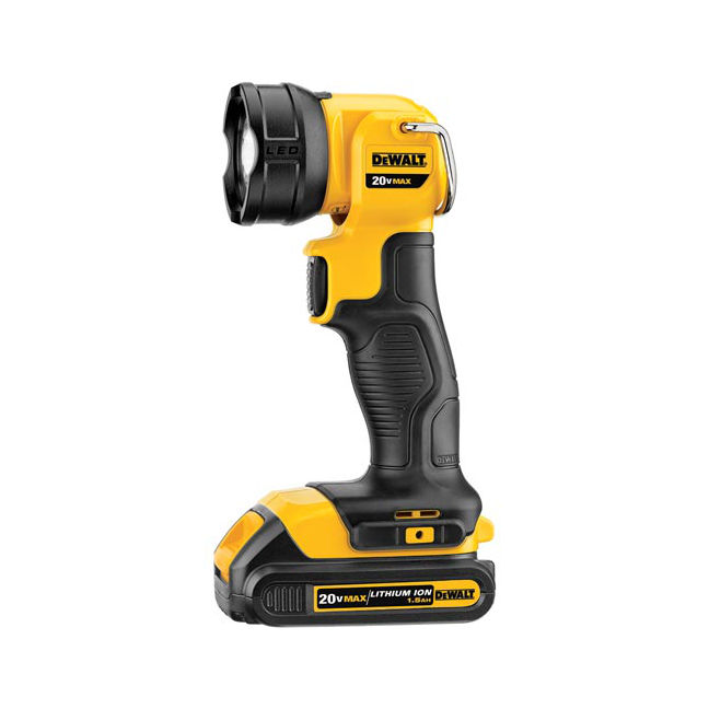 DeWalt DCL040 20V LED Work Light