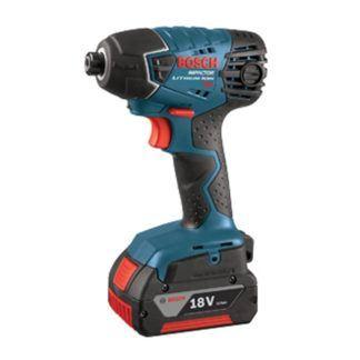 Bosch 25618-01 18V Impact Driver Kit