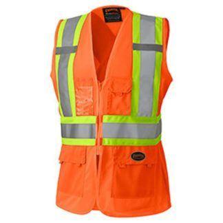Pioneer 136 Hi-Viz Women's Safety Vest