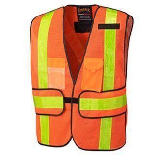 Pioneer 145 Hi-Viz All-Purpose Vest