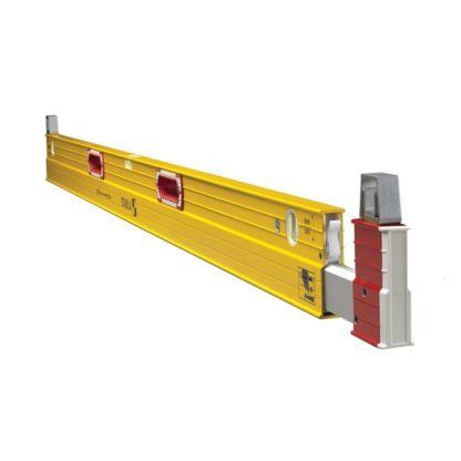 Stabila 35610 Extendible Plate Level 6ft - 10ft