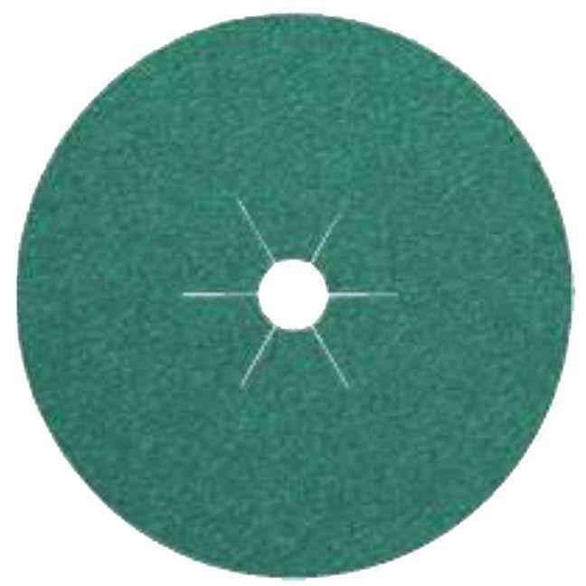 "Klingspor 204094 5""x7/8"" CS570 50G Abrasive Fibre Discs - 25 pack"
