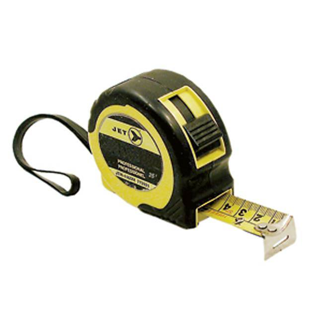 Jet 775928 25ft SAE Contractor's Tape Measure