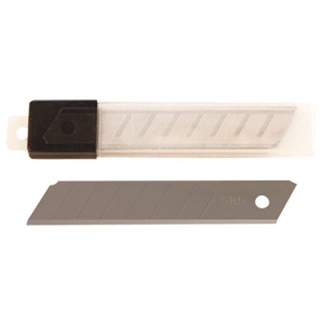 Jet 840492 10 PC 18mm Utility Knife Blades