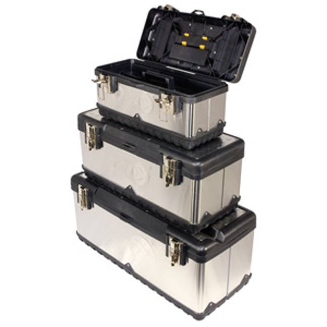 Jet Stainless Steel Hand Tool Box