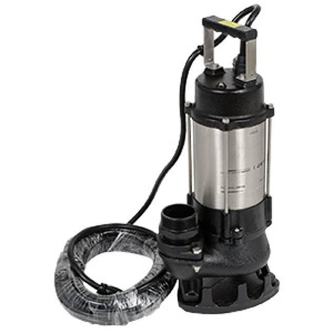 Jet 290784 1/2 HP Submersible Trash Pump