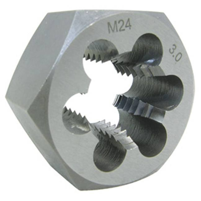 Jet Alloy Steel Metric Hex Dies