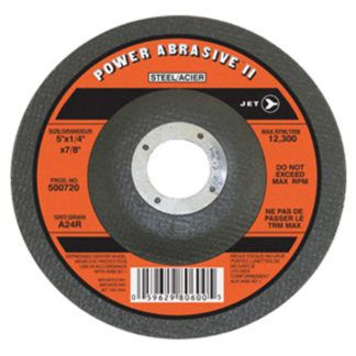 Jet POWER ABRASIVE Grinding Wheel
