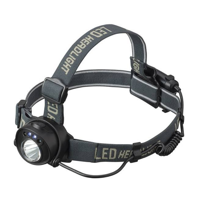 Startech 849821 LED Headlamp