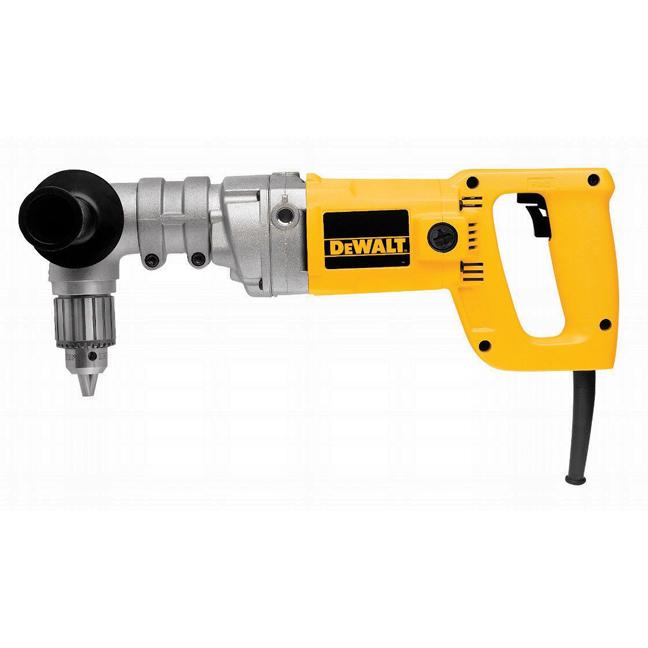 """DeWalt DW120K 7 Amp 1/2"""" Joist and Stud Drill"""