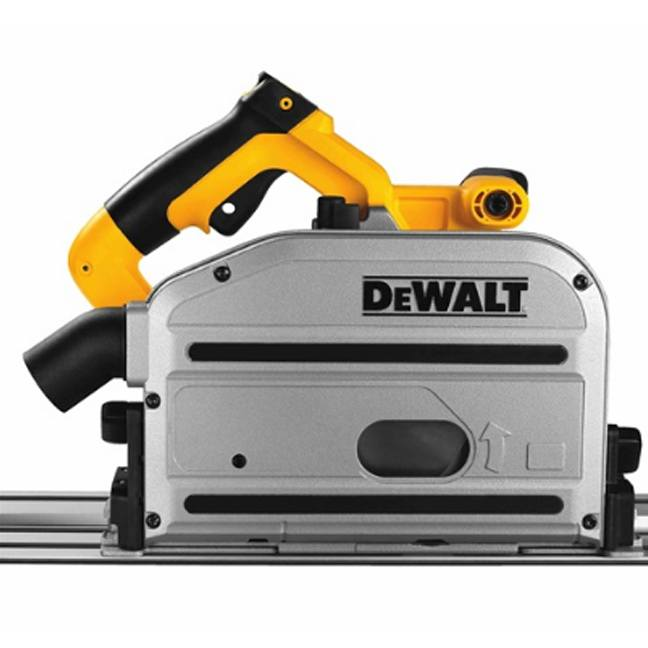 DeWalt DWS520K TrackSaw Kit 7