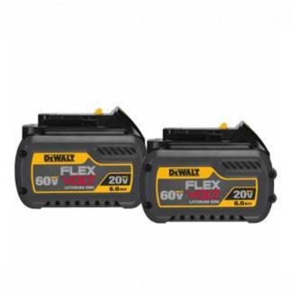 DeWalt DCB606-2 FlexVolt 20V/60V Max 6.0AH Battery - 2 Pack