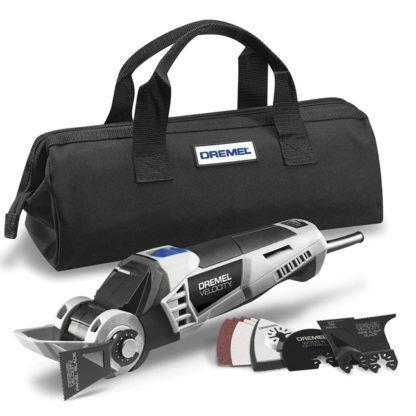 Dremel VC60-01 Velocity Hyper-Oscillating Ultimate Remodeling Tool Kit