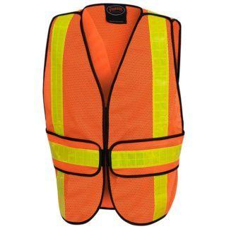Pioneer 592A Hi-Viz All-Purpose Vest