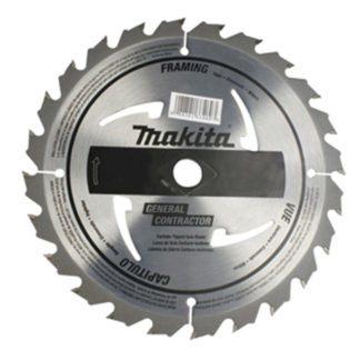 "Makita 792012-4 4-3/8"" 60T Circular Saw Blade"