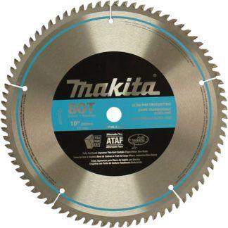 "Makita A-93681 10"" 80T Micro Polished Mitre Saw Blade"