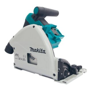 "Makita DSP600ZJ 18Vx2 6-1/2"" LXT Brushless Plunge Cut Saw"