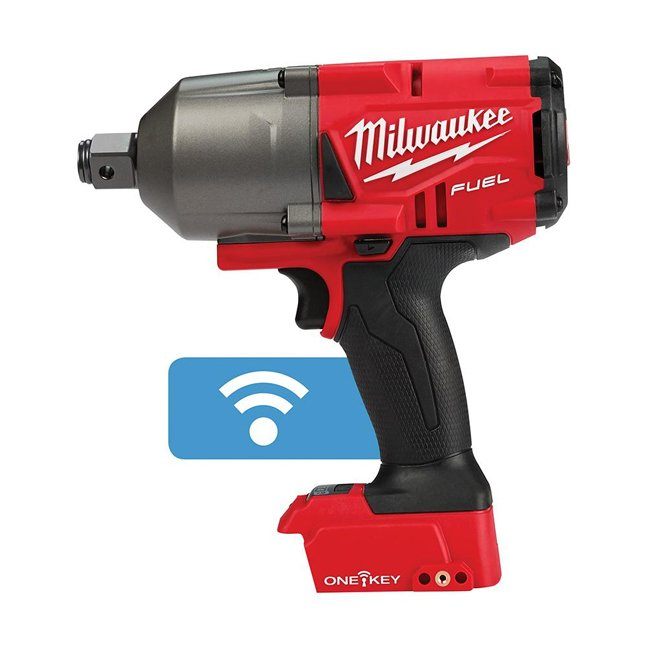 """Milwaukee 2864-20 M18 FUEL High Torque Impact Wrench 3/4"""" Friction Ring with ONE-KEY"""