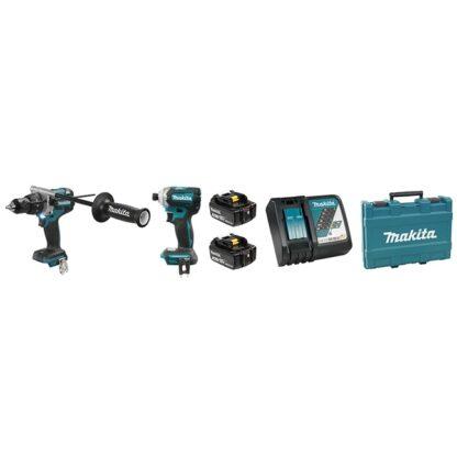 Makita DLX2214T 18V LXT 2 Tool Combo Kit