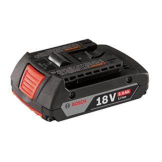 Bosch BAT612-2PK 18V Lithium-Ion 2Ah Slim Pack Battery - 2 Pack