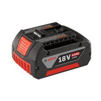 Bosch BAT620-2PK 18V 4.0Ah Battery - 2-Pack