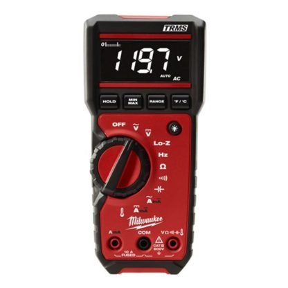 Milwaukee 2217-20NST True RMS Multimeter