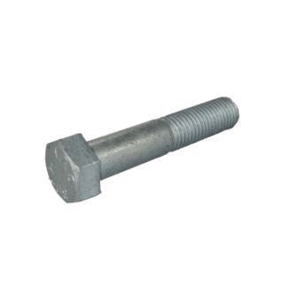 Hex Bolt A307 Galvanized 1/4""