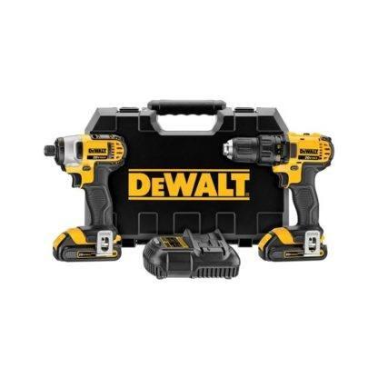 Dewalt DCK280C2 Drill/Impact Combo Kit