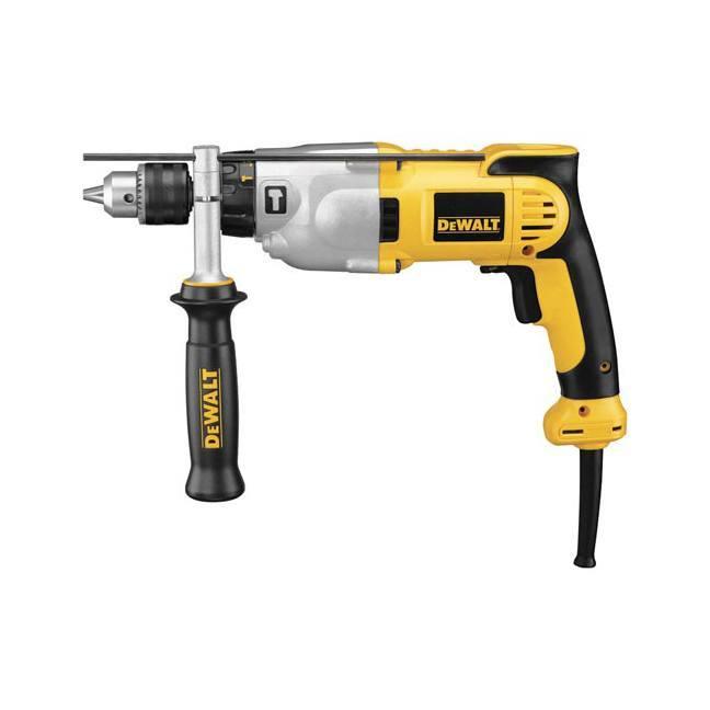 """Dewalt DWD520 1/2"""" VSR Pistol Grip Hammer drill"""