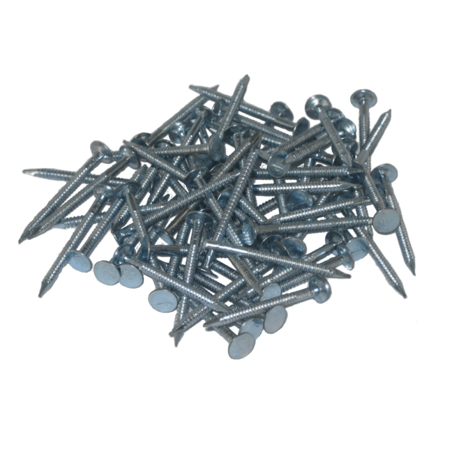 Electro Galvanized Drywall Ring Nails