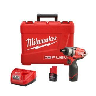 Milwaukee 2402-22 M12 Fuel Hex Screwdriver Kit
