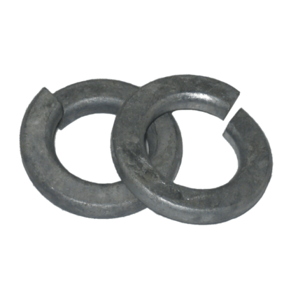 Split Lock Washer Galvanized
