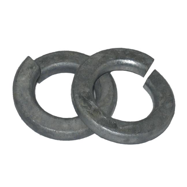 Split Lock Washer Galvanized