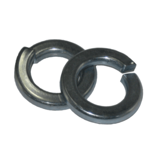 Lock Washers Zinc Plated