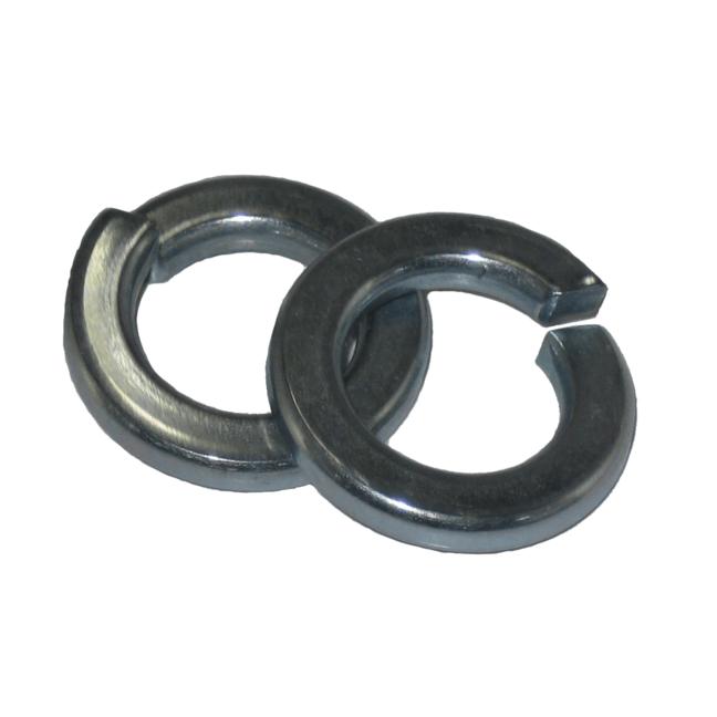 Lock Washers Zinc Plated