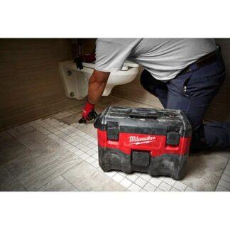 Milwaukee 0880-20 M18 Cordless Wet/Dry Vacuum - Tool Only