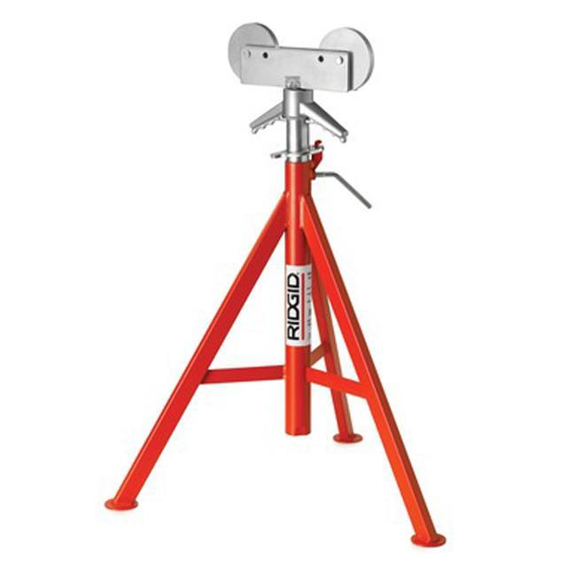 Ridgid 56672 Roller Head Pipe Stand