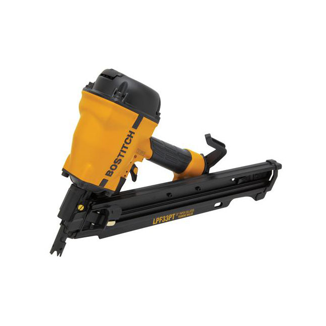 Bostitch LPF33PT Low Profile Paper Tape Framing Nailer