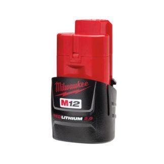 Milwaukee 48-11-2420 M12 2.0 Compact Battery