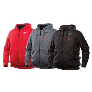 Milwaukee M12 Heated Hoodies