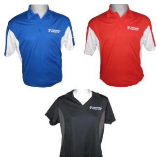BCF Logo Golf Shirts