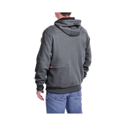 Milwaukee M12 Heated Hoodie on back