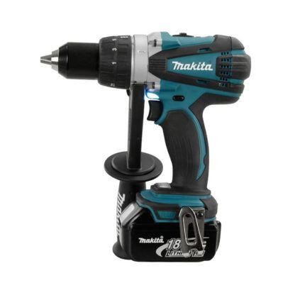 """Makita DDF458RFE 18V LXT 1/2"""" Driver Drill"""