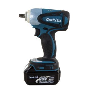 "Makita DTW253RFE Cordless 3/8"" Impact Wrench"