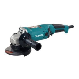 "Makita GA5020Y 5"" Angle Grinder with Electric Brake"