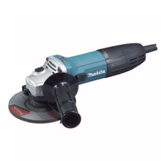"Makita GA5030K 5"" Angle Grinder with Case"