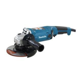 "Makita GA6020Y 6"" Angle Grinder Electric Brake"