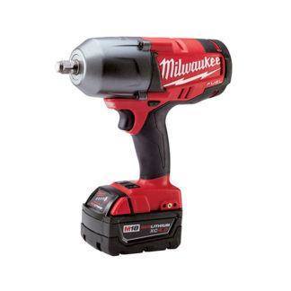 "Milwaukee 2763-22 Cordless Fuel 1/2"" Impact Wrench Kit"